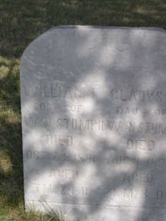 STUMPH, WILLIAM I - Dawes County, Nebraska | WILLIAM I STUMPH - Nebraska Gravestone Photos