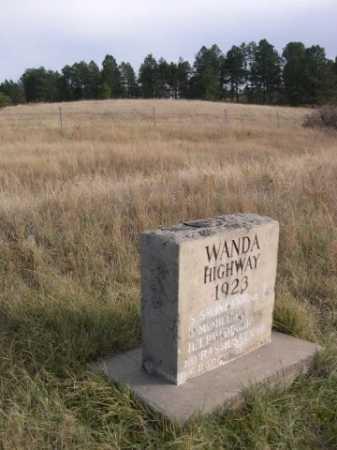 *WEST ASH CREEK ROAD CEMETERY, VIEW OF - Dawes County, Nebraska | VIEW OF *WEST ASH CREEK ROAD CEMETERY - Nebraska Gravestone Photos