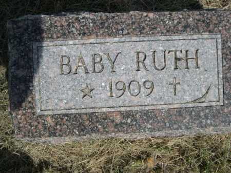 WESTON, RUTH - Dawes County, Nebraska | RUTH WESTON - Nebraska Gravestone Photos