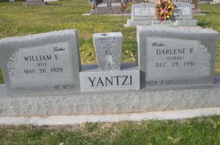 GOEKE YANTZI, DARLENE R. - Dawes County, Nebraska   DARLENE R. GOEKE YANTZI - Nebraska Gravestone Photos