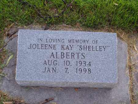 "ALBERTS, JOLEENE KAY ""SHELLEY"" - Dawson County, Nebraska   JOLEENE KAY ""SHELLEY"" ALBERTS - Nebraska Gravestone Photos"