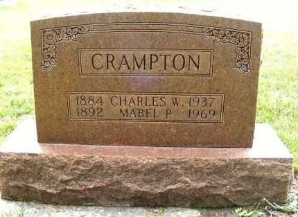 GOLDEN CRAMPTON, MABEL PEARL - Dawson County, Nebraska | MABEL PEARL GOLDEN CRAMPTON - Nebraska Gravestone Photos