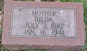 ANDERSON, HILDA - Dixon County, Nebraska   HILDA ANDERSON - Nebraska Gravestone Photos