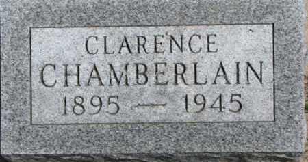 CHAMBERLAIN, CLARENCE - Dixon County, Nebraska | CLARENCE CHAMBERLAIN - Nebraska Gravestone Photos