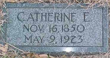 COOK, CATHERINE E. - Dixon County, Nebraska   CATHERINE E. COOK - Nebraska Gravestone Photos