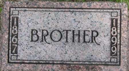 DIXON, BROTHER - Dixon County, Nebraska | BROTHER DIXON - Nebraska Gravestone Photos