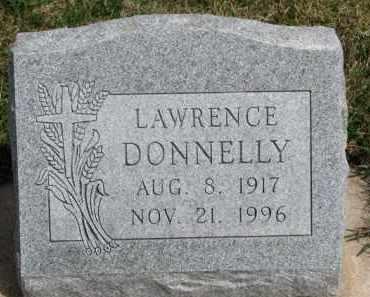 DONNELLY, LAWRENCE - Dixon County, Nebraska | LAWRENCE DONNELLY - Nebraska Gravestone Photos