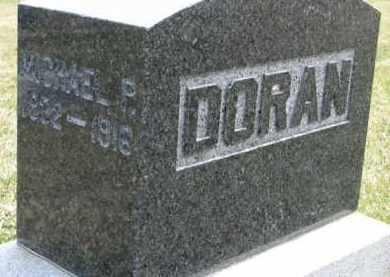 DORAN, MICHAEL P. - Dixon County, Nebraska   MICHAEL P. DORAN - Nebraska Gravestone Photos