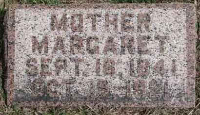 DORCEY, MARGARET - Dixon County, Nebraska | MARGARET DORCEY - Nebraska Gravestone Photos