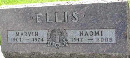 ELLIS, NAOMI - Dixon County, Nebraska | NAOMI ELLIS - Nebraska Gravestone Photos