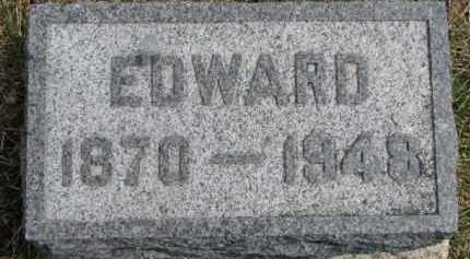 FINNEGAN, EDWARD - Dixon County, Nebraska | EDWARD FINNEGAN - Nebraska Gravestone Photos