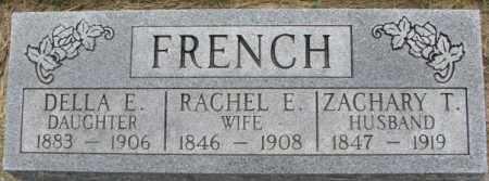 FRENCH, ZACHARY T. - Dixon County, Nebraska | ZACHARY T. FRENCH - Nebraska Gravestone Photos