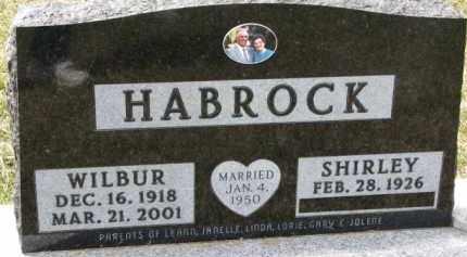 HABROCK, SHIRLEY - Dixon County, Nebraska   SHIRLEY HABROCK - Nebraska Gravestone Photos