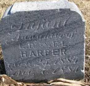 HARPER, DOLLY - Dixon County, Nebraska   DOLLY HARPER - Nebraska Gravestone Photos