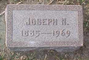 HARPER, JOSEPH N. - Dixon County, Nebraska | JOSEPH N. HARPER - Nebraska Gravestone Photos