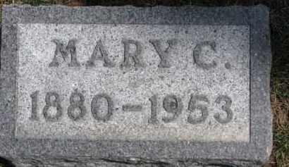 HEENEY, MARY C. - Dixon County, Nebraska   MARY C. HEENEY - Nebraska Gravestone Photos