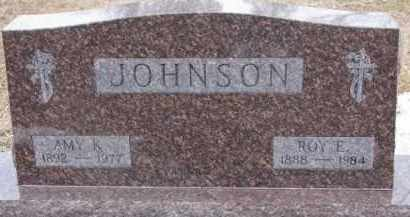 JOHNSON, AMY K. - Dixon County, Nebraska | AMY K. JOHNSON - Nebraska Gravestone Photos
