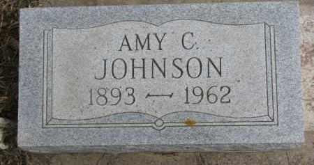 JOHNSON, AMY C. - Dixon County, Nebraska | AMY C. JOHNSON - Nebraska Gravestone Photos