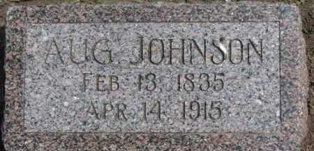 JOHNSON, AUG - Dixon County, Nebraska   AUG JOHNSON - Nebraska Gravestone Photos
