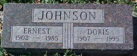 JOHNSON, DORIS - Dixon County, Nebraska | DORIS JOHNSON - Nebraska Gravestone Photos
