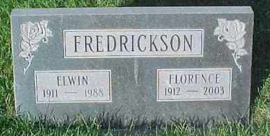JOHNSON, FLORENCE - Dixon County, Nebraska | FLORENCE JOHNSON - Nebraska Gravestone Photos