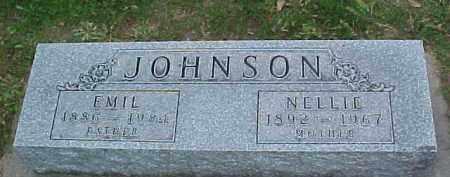 JOHNSON, EMIL - Dixon County, Nebraska | EMIL JOHNSON - Nebraska Gravestone Photos