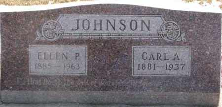 JOHNSON, CARL A. - Dixon County, Nebraska   CARL A. JOHNSON - Nebraska Gravestone Photos