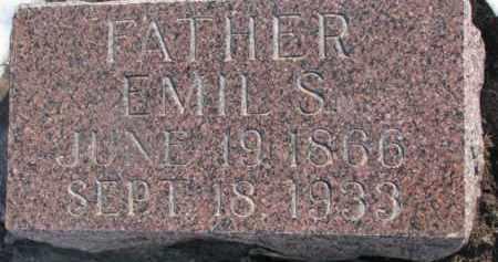 JOHNSON, EMIL S. - Dixon County, Nebraska | EMIL S. JOHNSON - Nebraska Gravestone Photos