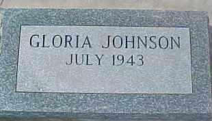 JOHNSON, GLORIA - Dixon County, Nebraska | GLORIA JOHNSON - Nebraska Gravestone Photos