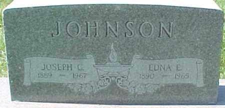 JOHNSON, JOSEPH C - Dixon County, Nebraska | JOSEPH C JOHNSON - Nebraska Gravestone Photos