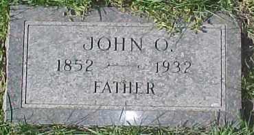 JOHNSON, JOHN O. - Dixon County, Nebraska | JOHN O. JOHNSON - Nebraska Gravestone Photos