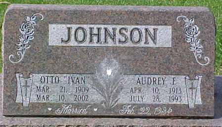 JOHNSON, AUDREY F. - Dixon County, Nebraska | AUDREY F. JOHNSON - Nebraska Gravestone Photos