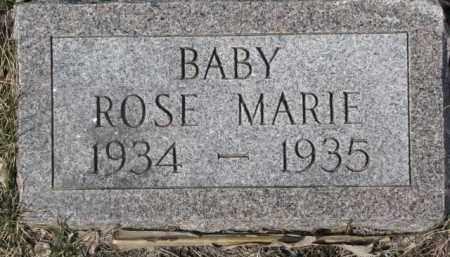 JOHNSON, ROSE MARIE - Dixon County, Nebraska | ROSE MARIE JOHNSON - Nebraska Gravestone Photos