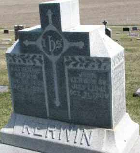 KERWIN, MARY - Dixon County, Nebraska | MARY KERWIN - Nebraska Gravestone Photos