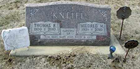 GORMALLY KNEIFL, MILDRED M. - Dixon County, Nebraska | MILDRED M. GORMALLY KNEIFL - Nebraska Gravestone Photos