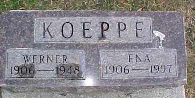 KOEPPE, ENA - Dixon County, Nebraska | ENA KOEPPE - Nebraska Gravestone Photos