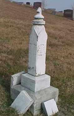 KRAUSE, FRANK K. - Dixon County, Nebraska | FRANK K. KRAUSE - Nebraska Gravestone Photos