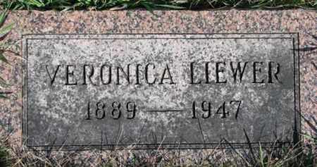 LIEWER, VERONICA - Dixon County, Nebraska | VERONICA LIEWER - Nebraska Gravestone Photos