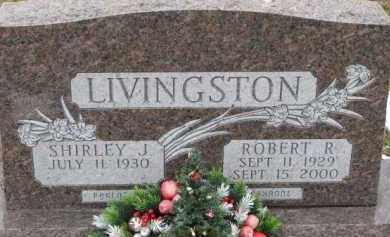 LIVINGSTON, ROBERT R. - Dixon County, Nebraska | ROBERT R. LIVINGSTON - Nebraska Gravestone Photos