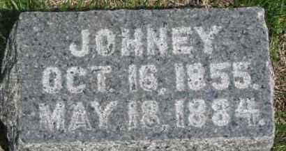 MARRON, JOHNEY - Dixon County, Nebraska | JOHNEY MARRON - Nebraska Gravestone Photos