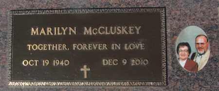MCCLUSKEY, MARILYN KAY - Dixon County, Nebraska   MARILYN KAY MCCLUSKEY - Nebraska Gravestone Photos