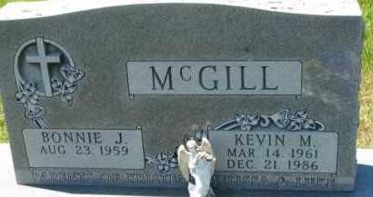 MCGILL, KEVIN M. - Dixon County, Nebraska | KEVIN M. MCGILL - Nebraska Gravestone Photos