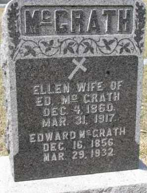 MCCABE MCGRATH, ELLEN - Dixon County, Nebraska | ELLEN MCCABE MCGRATH - Nebraska Gravestone Photos