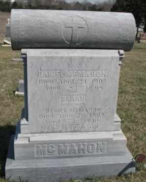 MCMAHON, DANIEL - Dixon County, Nebraska | DANIEL MCMAHON - Nebraska Gravestone Photos