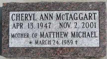 MCTAGGART, MATTHEW MICHAEL - Dixon County, Nebraska   MATTHEW MICHAEL MCTAGGART - Nebraska Gravestone Photos