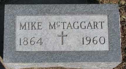 MCTAGGART, MIKE - Dixon County, Nebraska | MIKE MCTAGGART - Nebraska Gravestone Photos