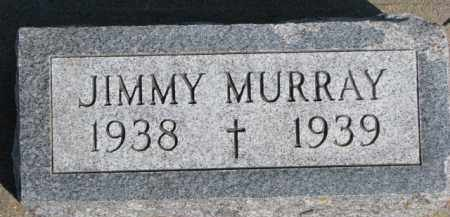 MURRAY, JIMMY - Dixon County, Nebraska | JIMMY MURRAY - Nebraska Gravestone Photos