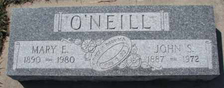 O'NEILL, JOHN S. - Dixon County, Nebraska | JOHN S. O'NEILL - Nebraska Gravestone Photos
