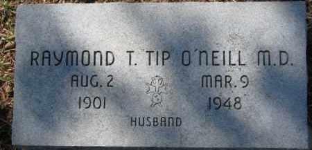 "O'NEILL, RAYMOND T. ""TIP"" - Dixon County, Nebraska   RAYMOND T. ""TIP"" O'NEILL - Nebraska Gravestone Photos"