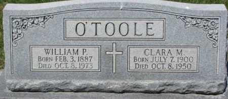 O'TOOLE, WILLIAM P. - Dixon County, Nebraska | WILLIAM P. O'TOOLE - Nebraska Gravestone Photos